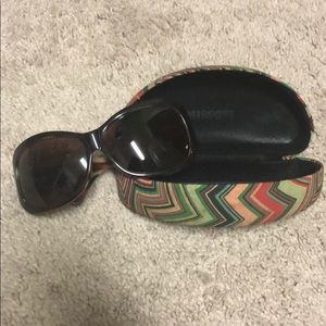 Missoni Vintage Sunglasses